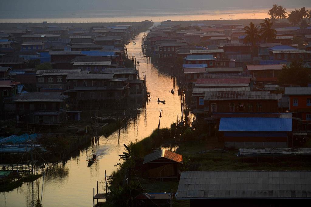 Myanmar steering committee for implementation of Belt and Road held first meeting