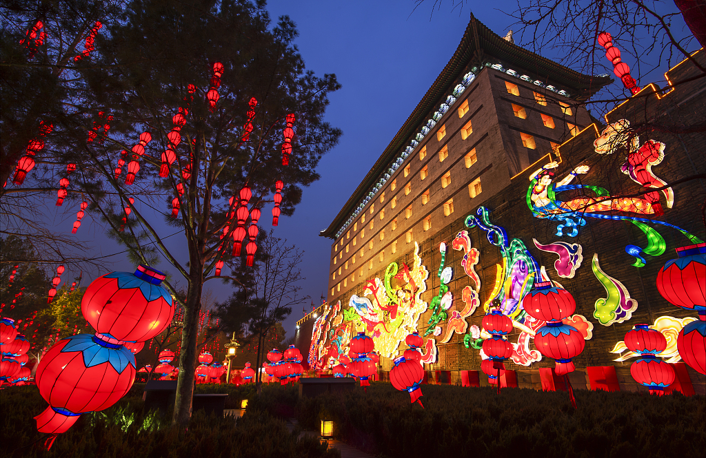 Silk Road city Xi'an sees soaring foreign trade