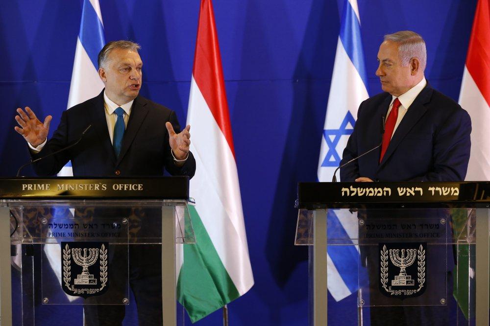 Israel hosts east European leaders after summit scrapped