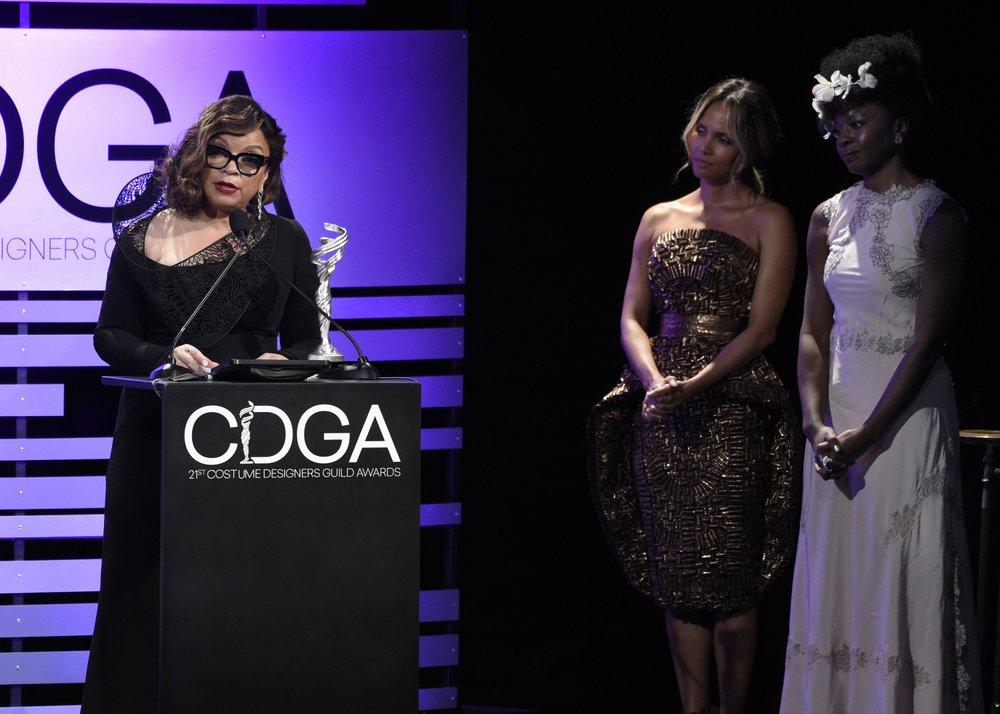 Costume Designers Guild honors Ruth E. Carter, Glenn Close