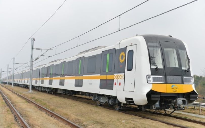Sichuan tests automated, driverless subway