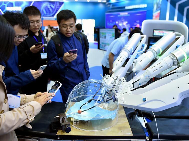 China sets sights on IPR leadership