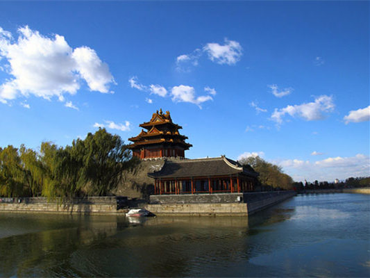 Beijing promises to improve air quality