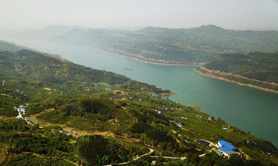 Sewage exits along Yangtze River to be mapped