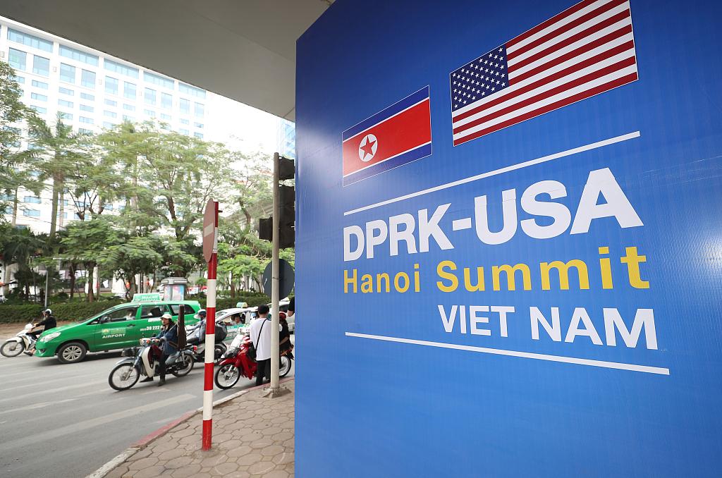 Trump in 'no rush' to push N. Korea to denuclearize