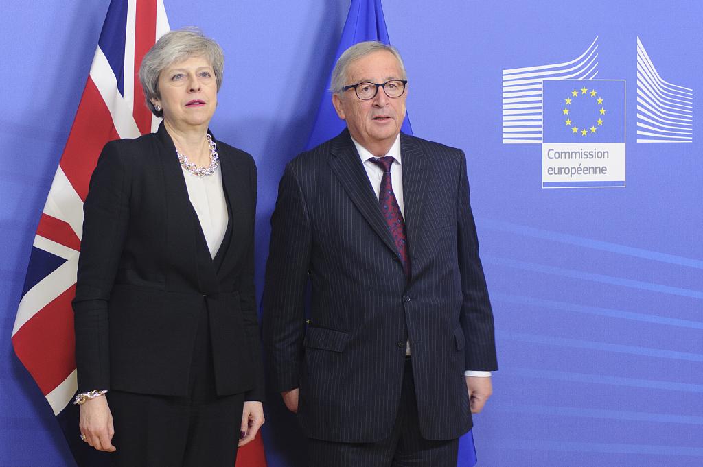 Political drama facing UK in Brexit negotiations