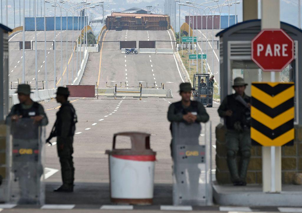 Venezuela ensures internal order, border protection: vice president