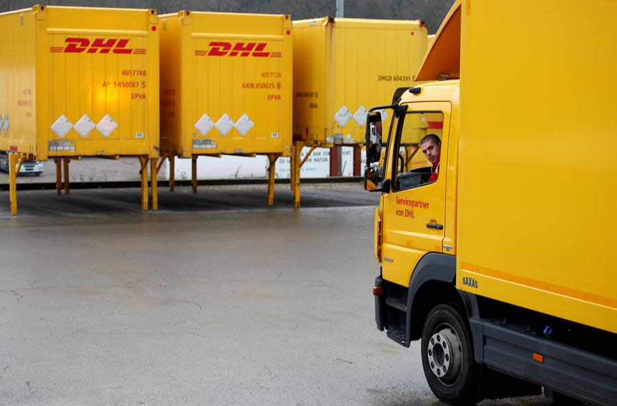 Deutsche Post DHL inks deal on China supply-chain operations