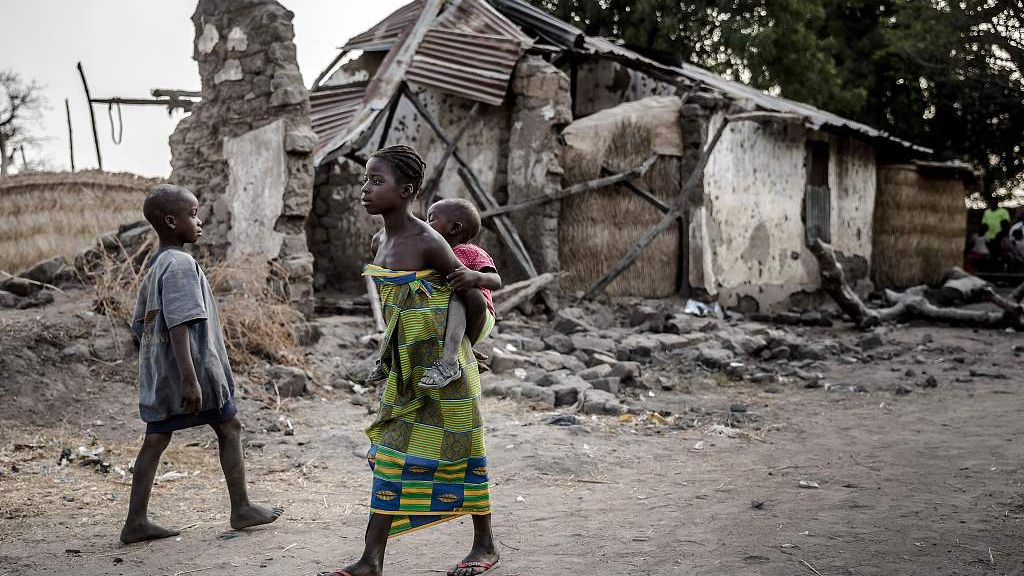 At least 59 'bandits' killed in NW Nigeria as elections loom
