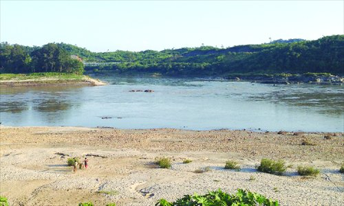 Delayed dam project awaits resolution in Myanmar
