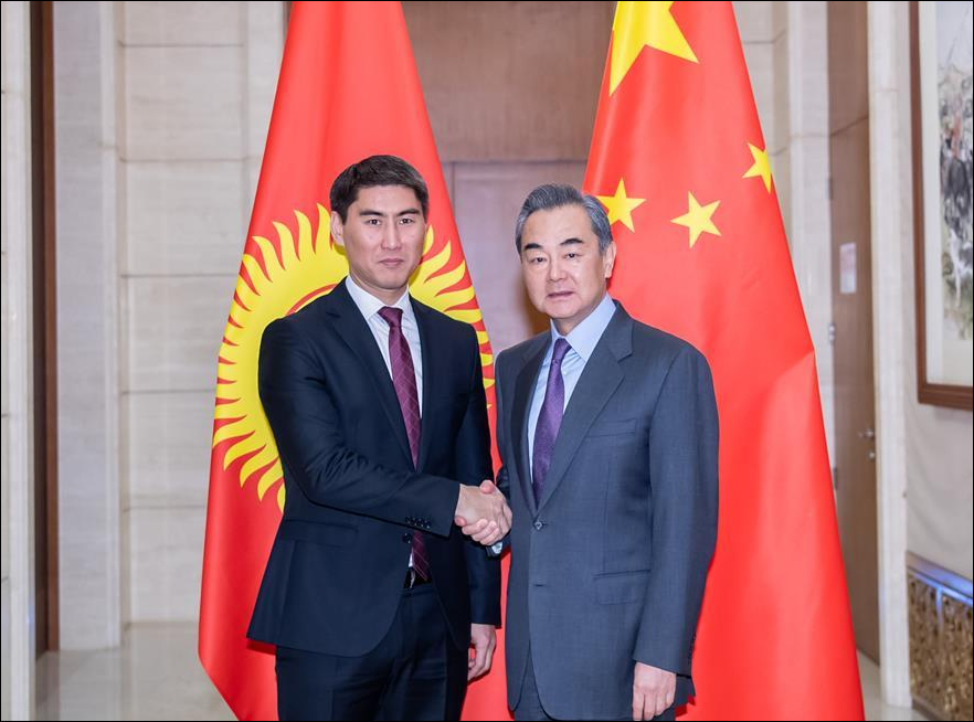China, Kyrgyzstan vow to enhance cooperation