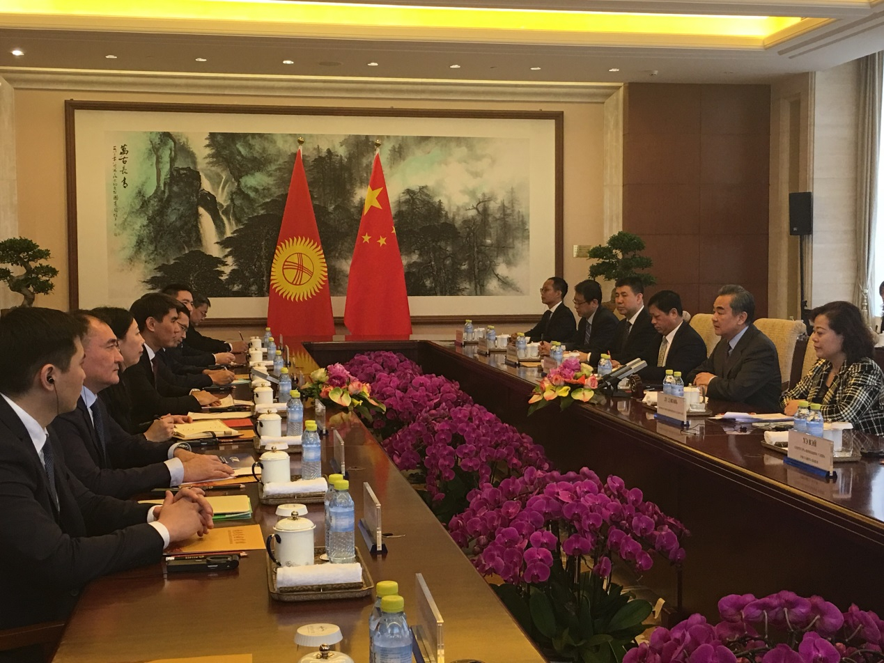 Wang Yi: SCO voice should be stronger on int'l, regional issues