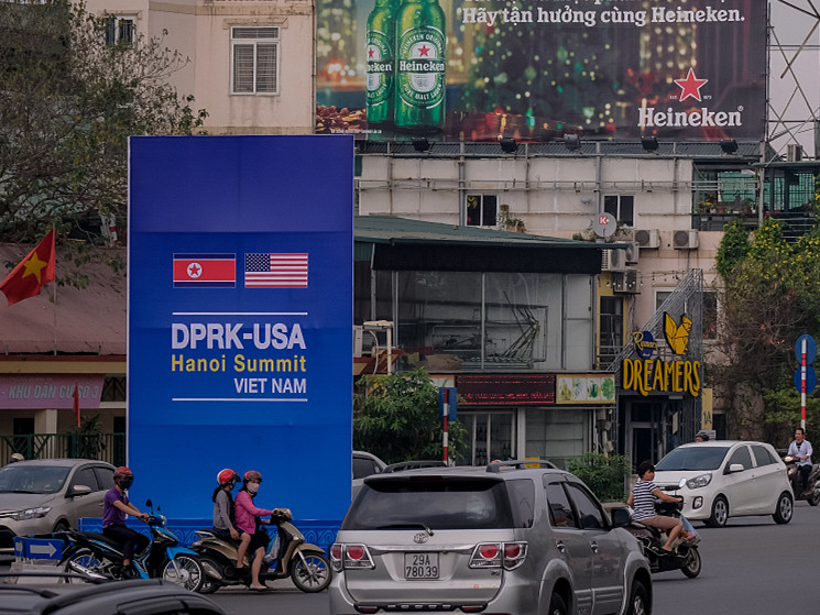 2,600 foreign reporters register to cover US-DPRK summit in Vietnam