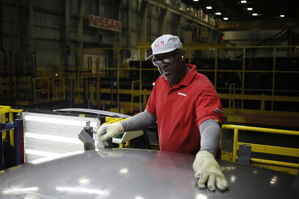 US economy entering late-phase business cycle: report