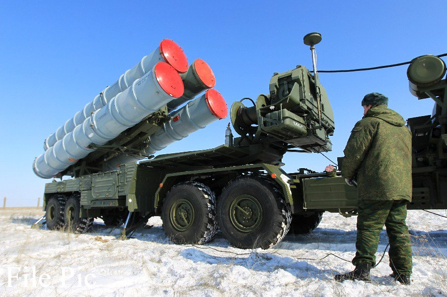 Turkey sticks with purchase of Russian S-400 missiles in defiance of