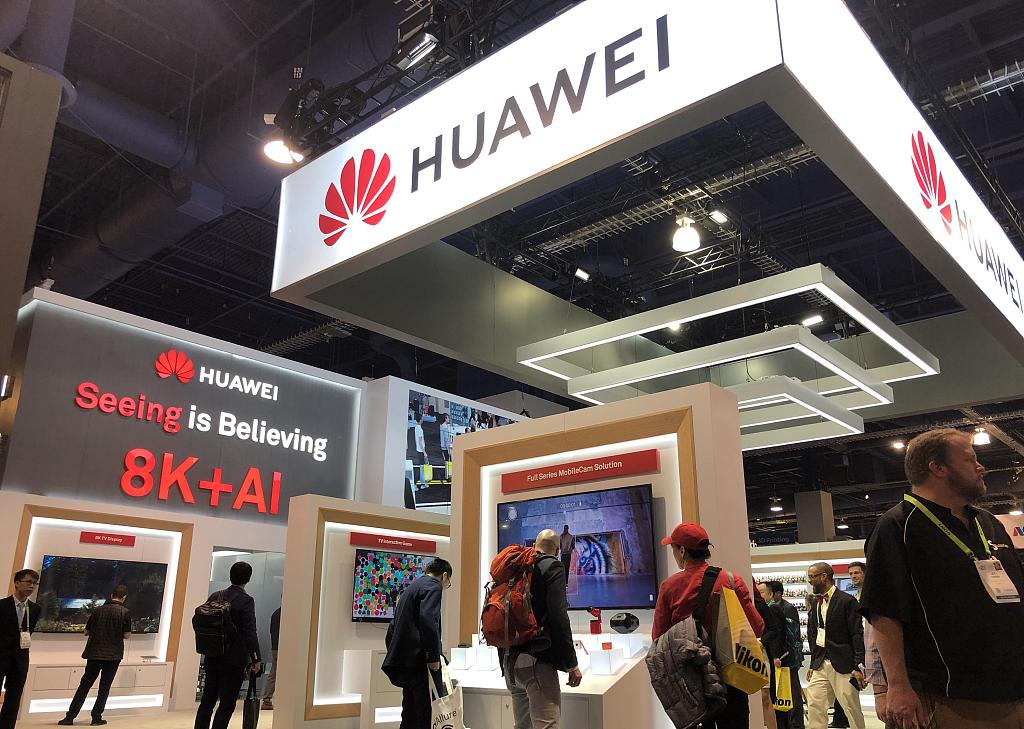6 in 10 say politics behind US campaign against Huawei: CNN poll