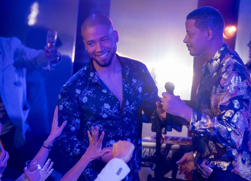 'Empire' producers cut Smollett from season's last episodes