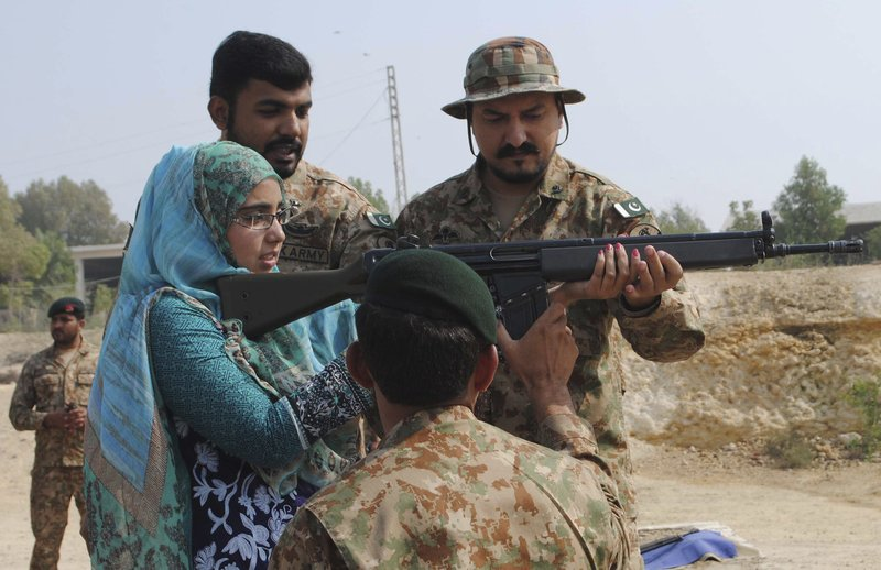 Pakistan does not want war with India, says military spokesman