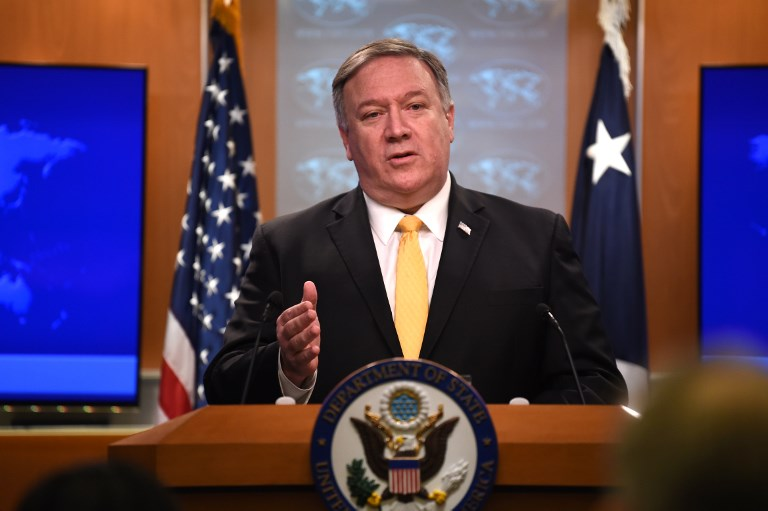 US increases pressure on Maduro gov't via 'humanitarian aid'
