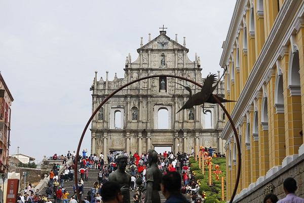 Macao's visitors' spending up 13.6% in 2018