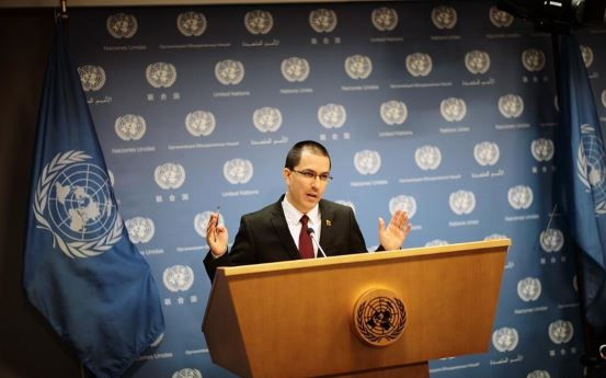 Venezuela wants peace with US, talks with opposition: FM