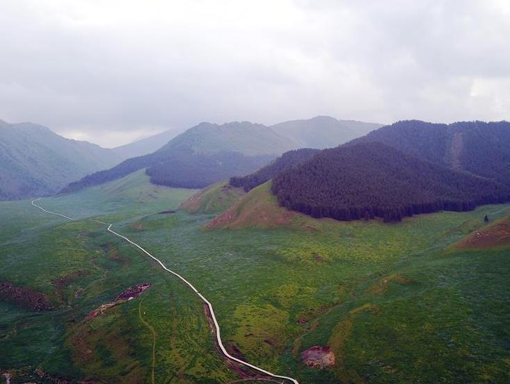 Gansu to build 3,000 km rural roads