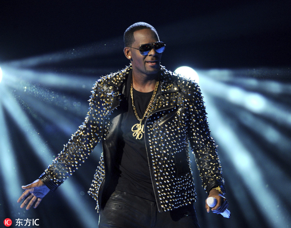 R. Kelly bond on sexual assault charges set at $1 million