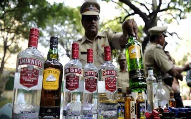 Massive crackdown on illicit liquor mafia launched in India