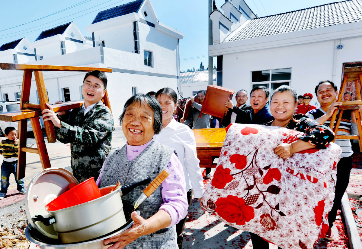 China targets poverty relief to those most in need
