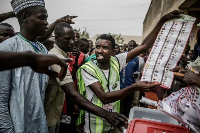 Monitors concerned as Nigeria awaits vote result