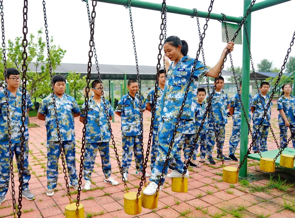 China issues work plan on national defense education