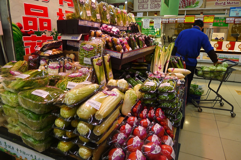 China unveils guideline to toughen supervision over food safety