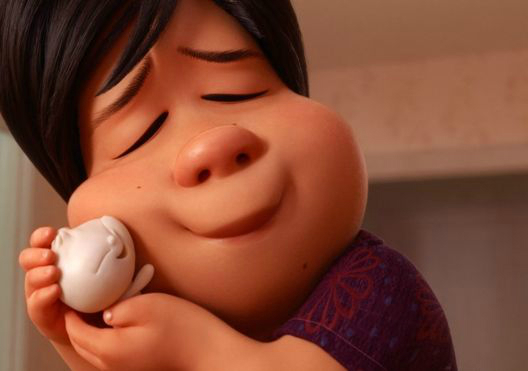 Pixar's first Chinese-directed animation wins Oscar for Best Animated Short