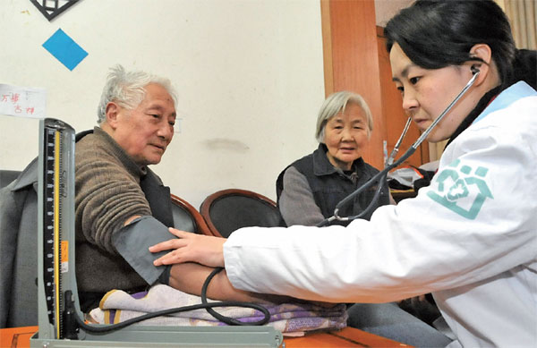 China launches research on blood control target among diabetics patients