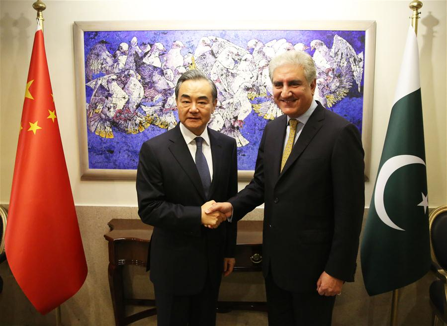 Chinese, Pakistan FMs hold phone conversation over Indian-controlled Kashmir attack