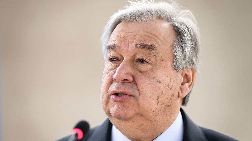 UN chief denounces hate speech, appeals to end reprisals