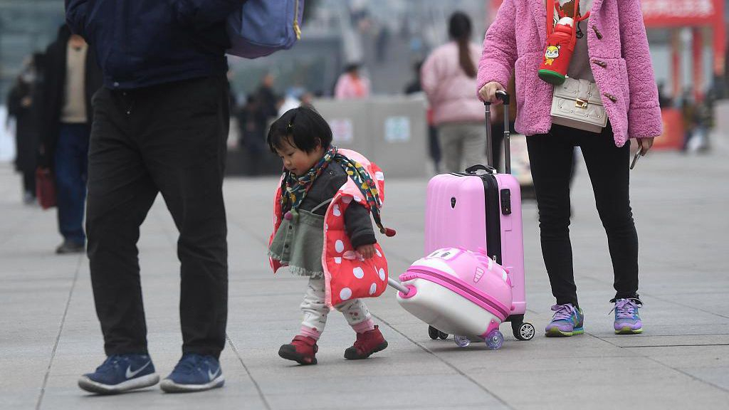 14,960 travelers recover property lost during China's festival travel rush