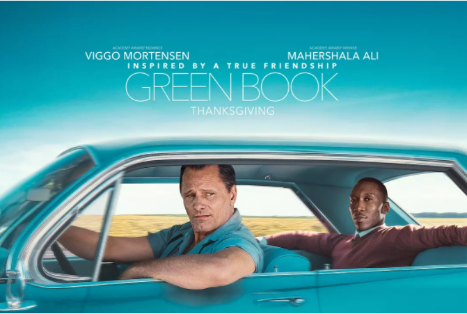 Oscar winner 'Green Book' to debut in China