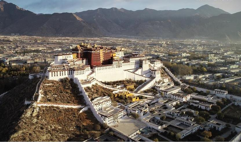 China to invest 45 mln USD to protect Potala Palace's ancient documents