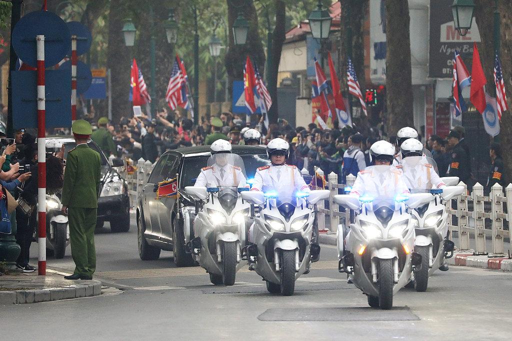 China provides transportation guarantee for Kim's trip to Vietnam: FM