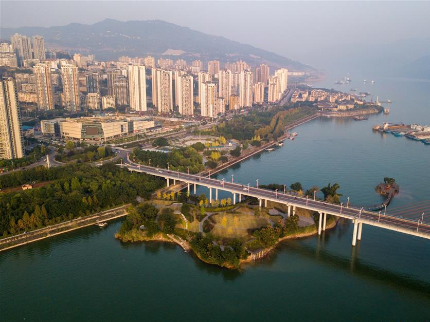 CDB lends trillions of yuan to develop Yangtze River Economic Belt