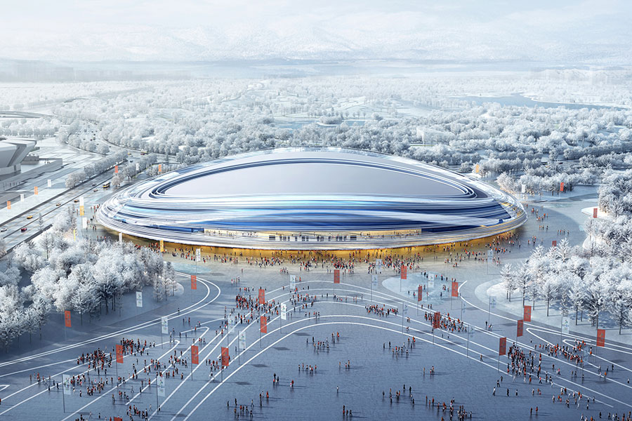 All major venues of 2022 Winter Olympics to be ready this year