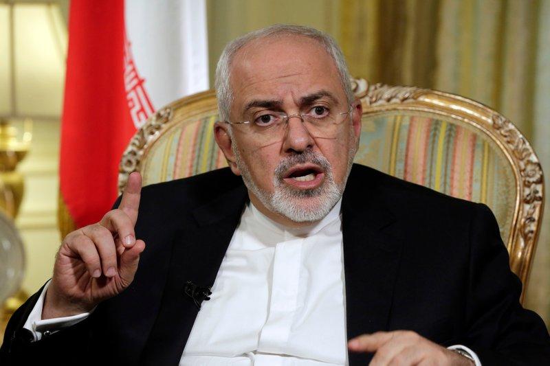 Iran's president refuses to accept FM's resignation