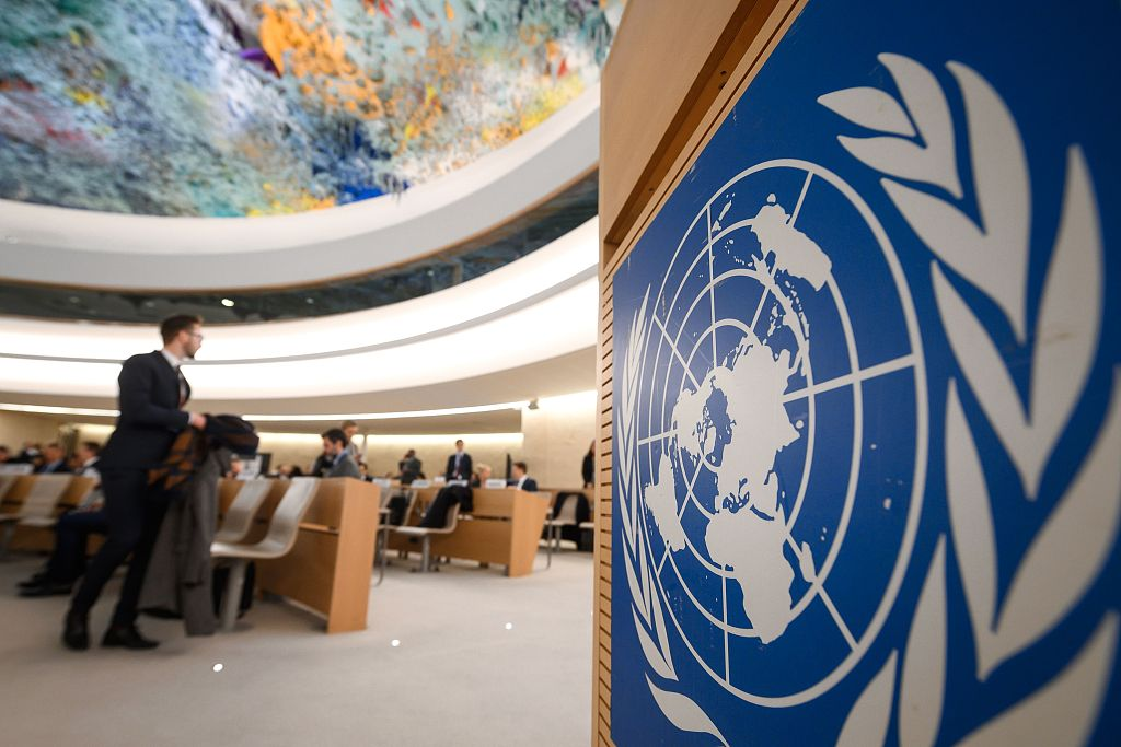 China, EU highlight rights of persons with disabilities at UN Human Rights Council