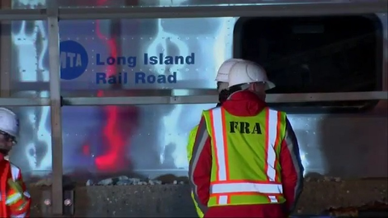 Train-truck collision kills 3 in US state of New York