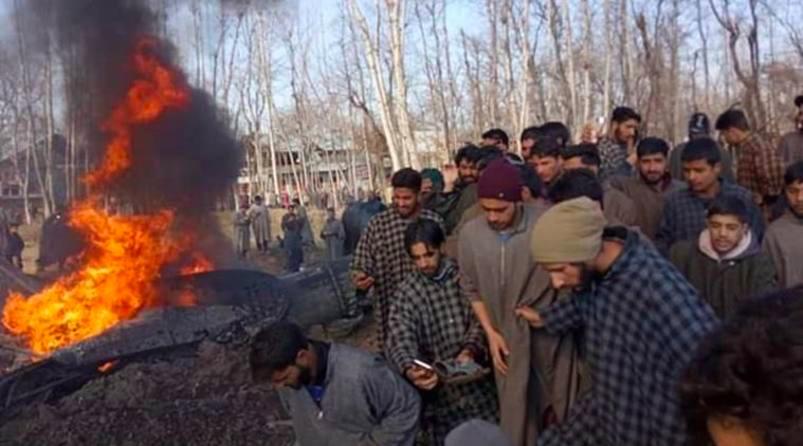 Mi-17 Chopper crashes in Jammu and Kashmir, 2 bodies found