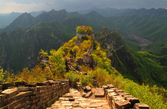 Beijing to renovate parts of Great Wall