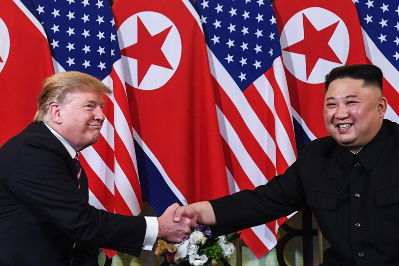DPRK, US leaders meet in Hanoi, Vietnam for 2nd summit