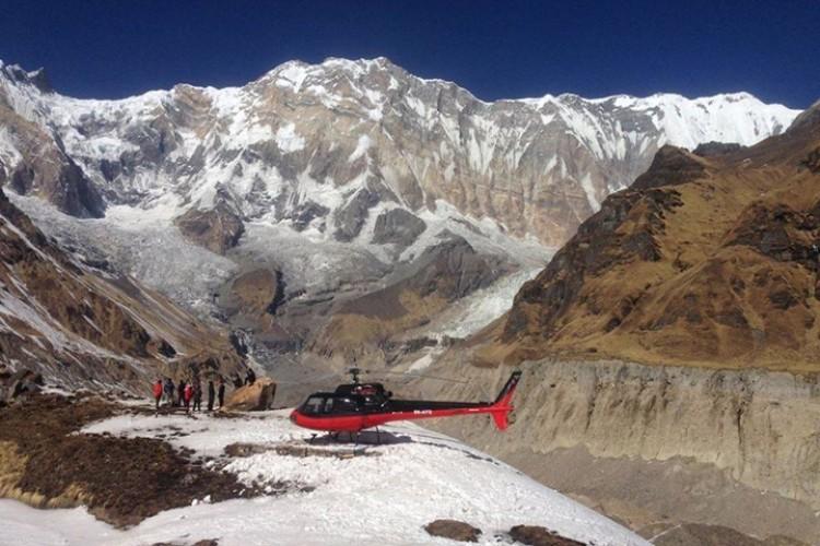 Nepal tourism minister among seven killed in chopper crash
