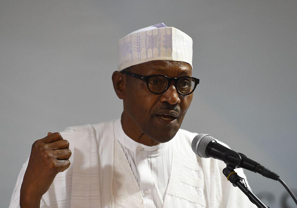 Buhari re-elected Nigerian president
